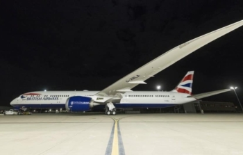 British Airways Boeing 787-10