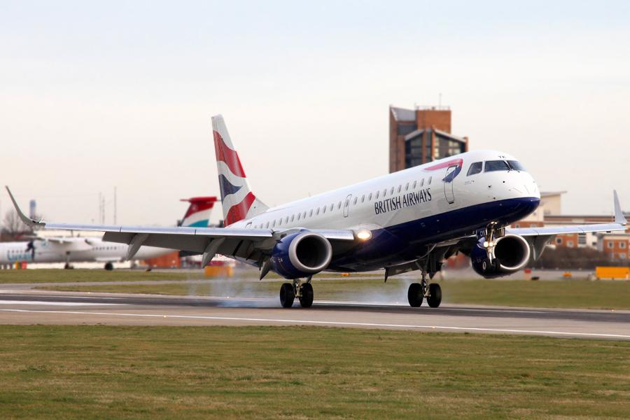 BA CityFlyer E190