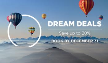 Radisson Rewards Dream Deals sale