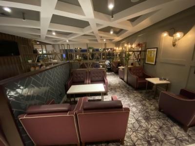 new Aspire Lounge EDI