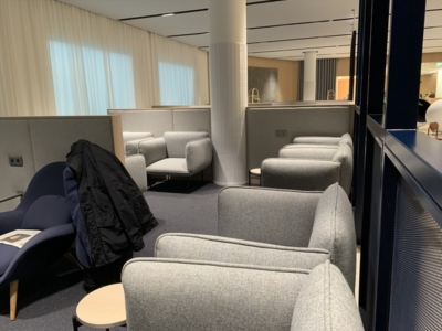 Finnair Business Lounge