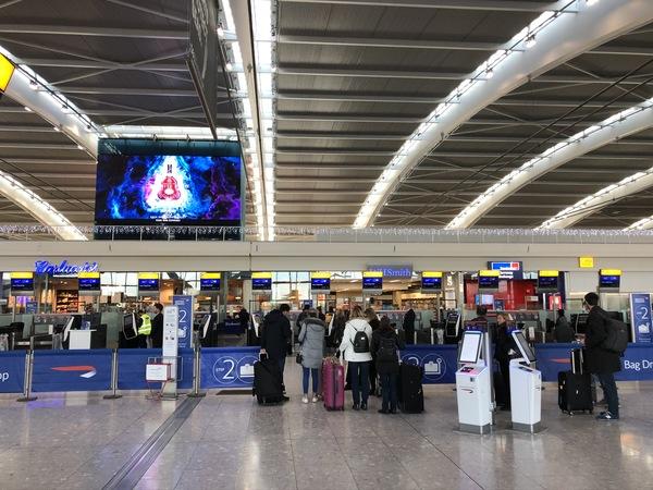 British Airways World Traveller Plus review A380