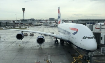 British Airways A380 review