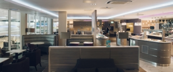 Aspire lounge at Luton Airport closing for refurbishment