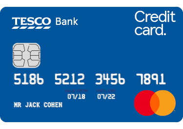 Tesco Clubcard Plus credit card review