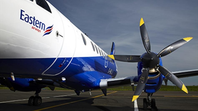 Eastern Airways launching Teesside to Newquay