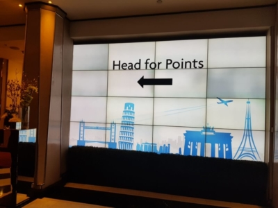 Head for Points party