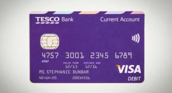 Tesco Bank current account