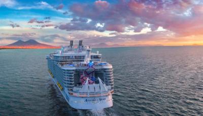 Allue of the Seas cruise ship