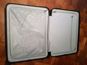 Cargo luggage rental