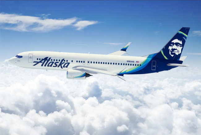 Alaska Airlines joins oneworld early