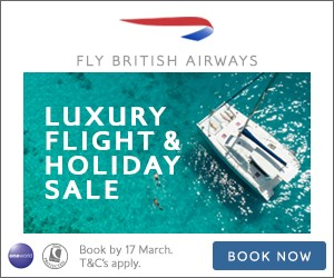 BA Luxury sale