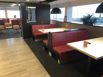 Review Escape Lounge London Stansted Airport