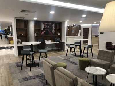 Review Hampton by Hilton Stansted Airport hotel