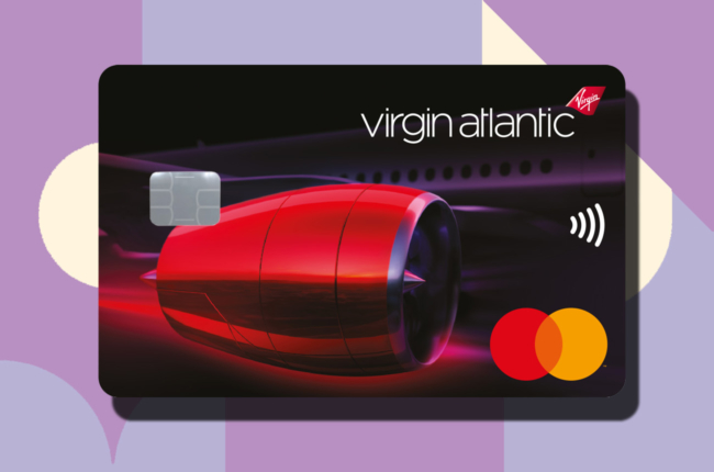 HFP Virgin Atlantic Rewards Plus Credit Card