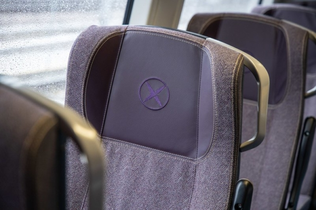 New Heathrow Express trains business class revealed