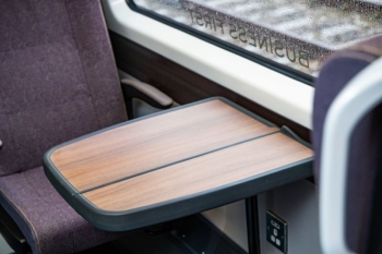 New Heathrow Express trains business class revealed