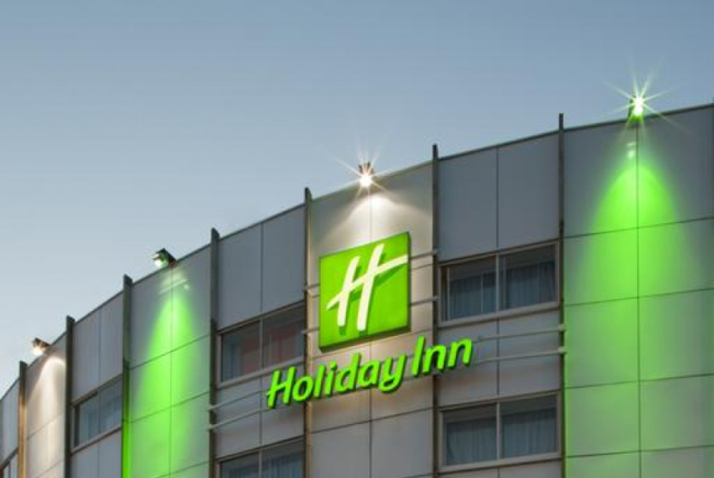 Holiday Inn Heathrow Ariel Coronavirus