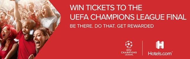 Hotels.com Champions League competition