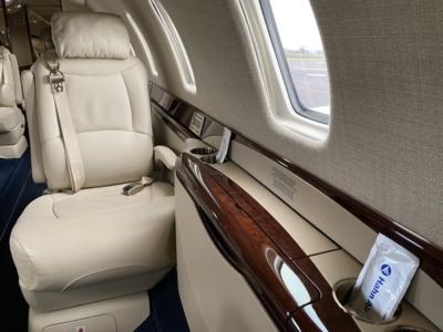 Hahn Air seat