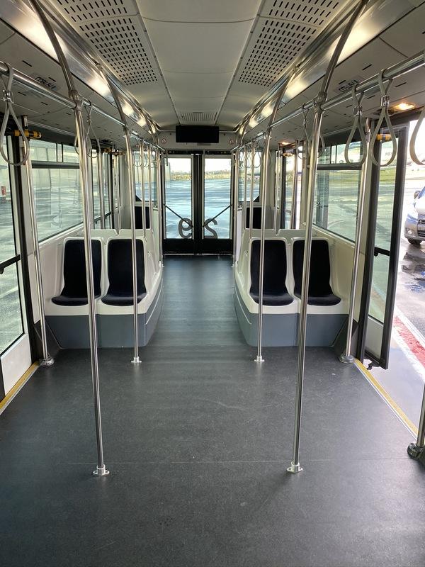Hahn Air bus