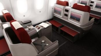 LATAM 787 business class