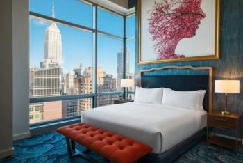 Renaissance New York Chelsea Marriott Bonvoy
