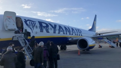 Ryanair flight review
