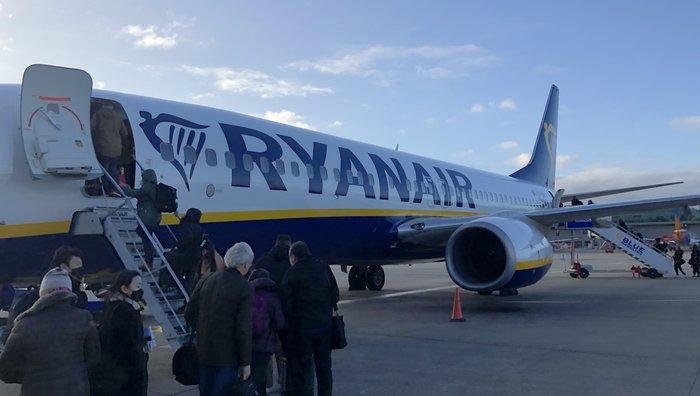 Ryanair flight review