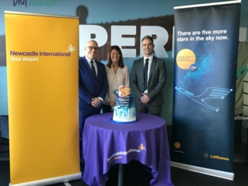 Lufthansa launches Newcastle to Munich