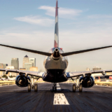 British Airways BA London City Airport