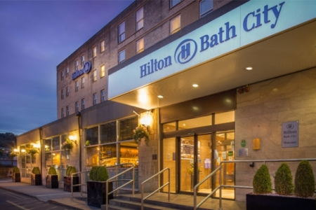 Hilton Bath Spa becomes DoubleTree hotel