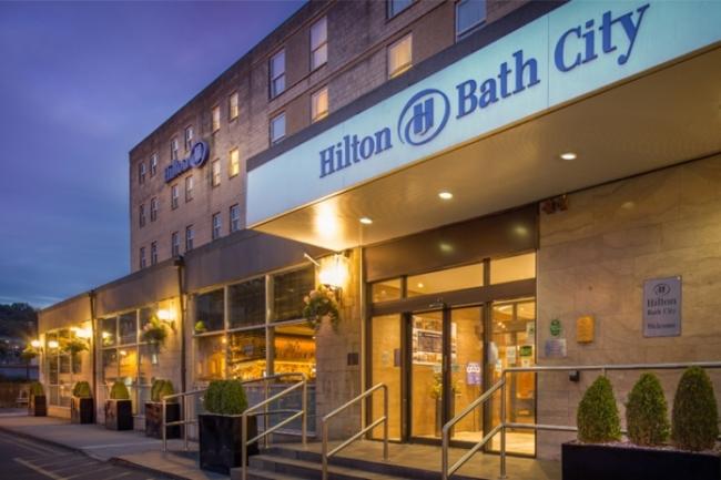 Hilton Bath Spa becomes DoubleTree hotel