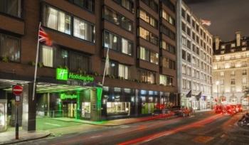 Holiday Inn Mayfair closed