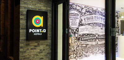 Point A Hotels Shoreditch