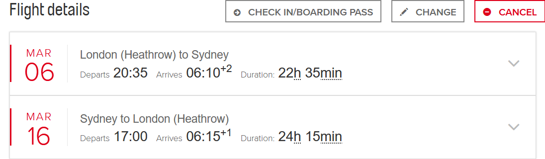 How I survived a 24 hour flight to Australia in economy