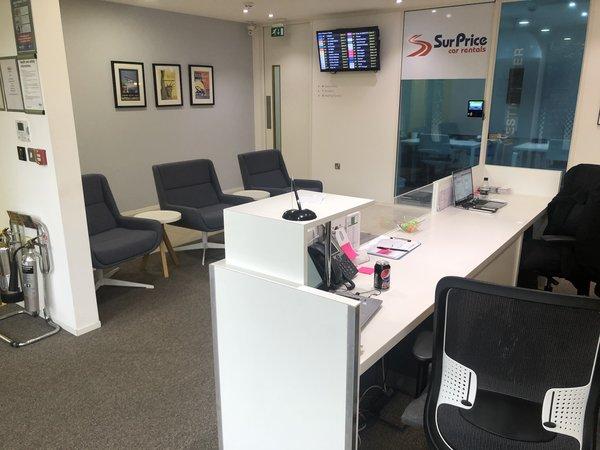 Review Regus Express business centre lounge London Gatwick airport South Terminal