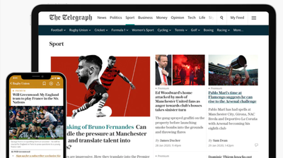 Daily Telegraph sports subscription