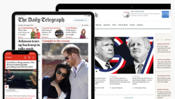 Daily Telegraph subscription offer