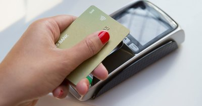 Contactless payment limit raised to £45