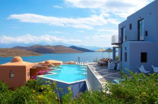 Domes of Elounda resort Crete