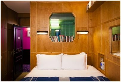 Review Hotel Grand Amour Paris