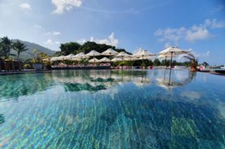 Le Domain dOrangeraie resort LaDigue Seychelles