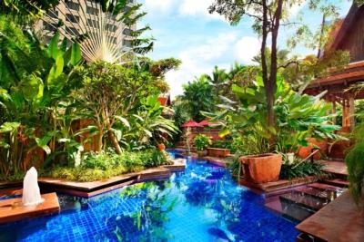 Sheraton Grande Sukhumvit Bangkok review