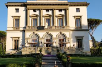 Villa Cora hotel Florence