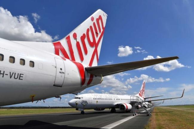 Virgin Australia 'in administration'