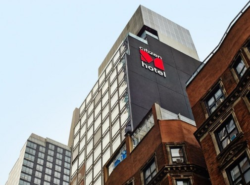review - citizenM New York Times Square