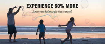 60 bonus buying Marriott Bonvoy points