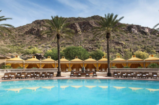 Canyon Suites at the Phoenician Scottsdale Arizona