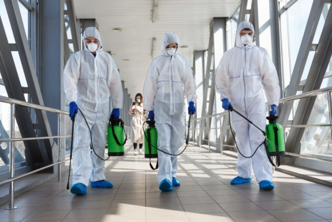 tips for cleanliness and hygiene on your travels during coronavirus